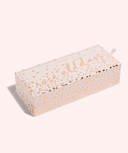 Rosé All Day 3pc Candy Bento Box